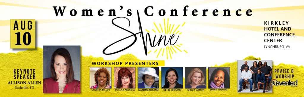 Women's Conference | Strength and Honor Ministries